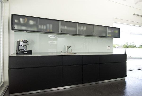 Hightech Küche – Schneider Innenausbau AG