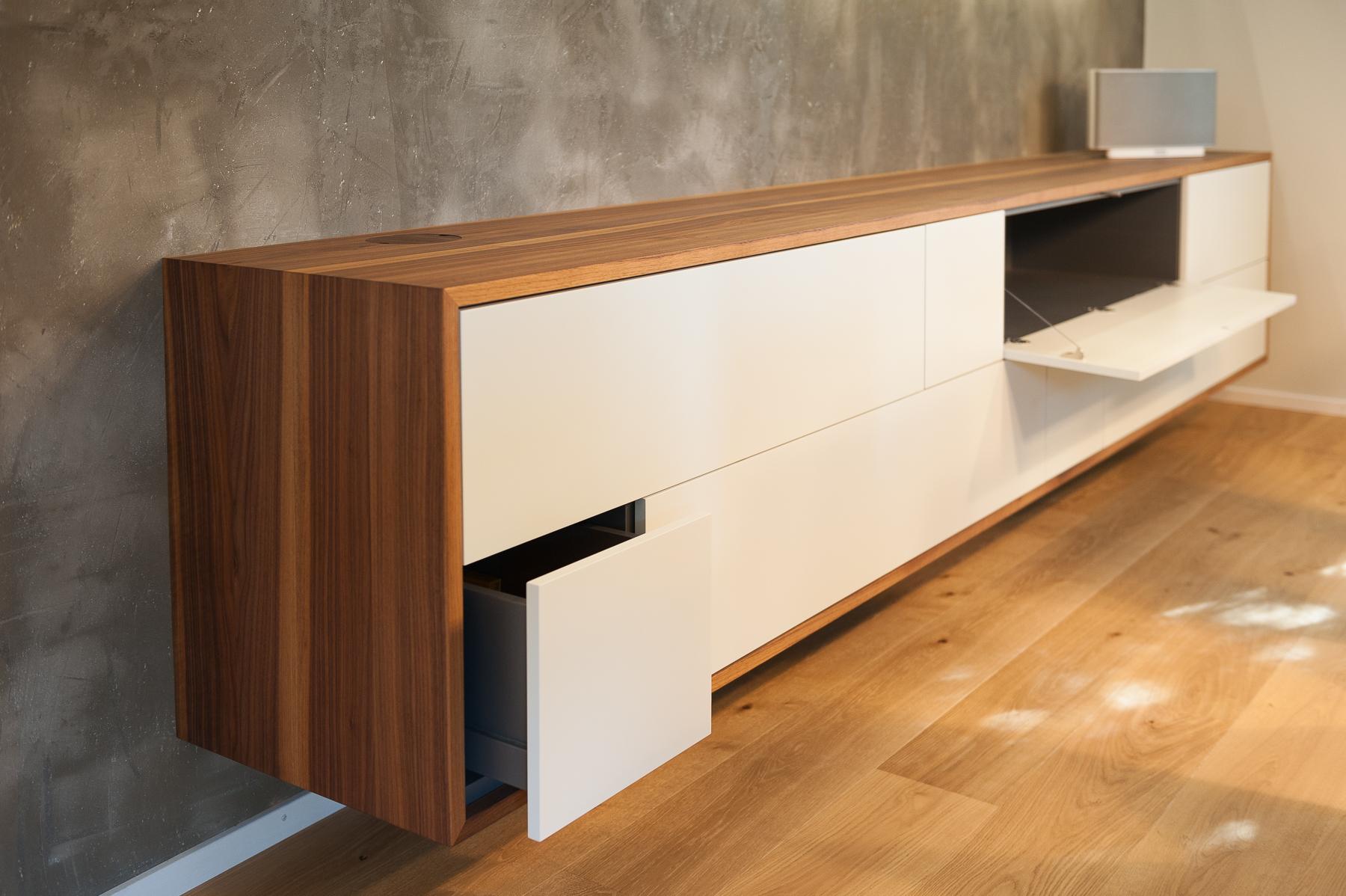 Wohnzimmermöbel Schneider Innenausbau Ag